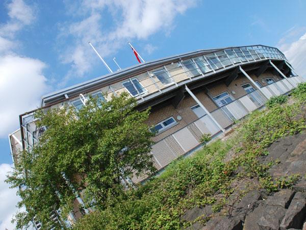 Foyer House Swindon : Howard doolan associates portfolio